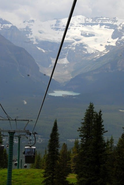 Lake Louise Gondola | BoulderLocavore.com
