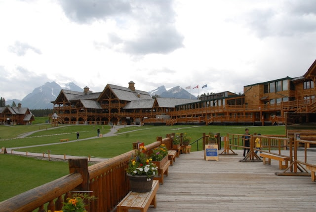 Nordic Center Lake Louise Ski Area summer | BoulderLocavore.com