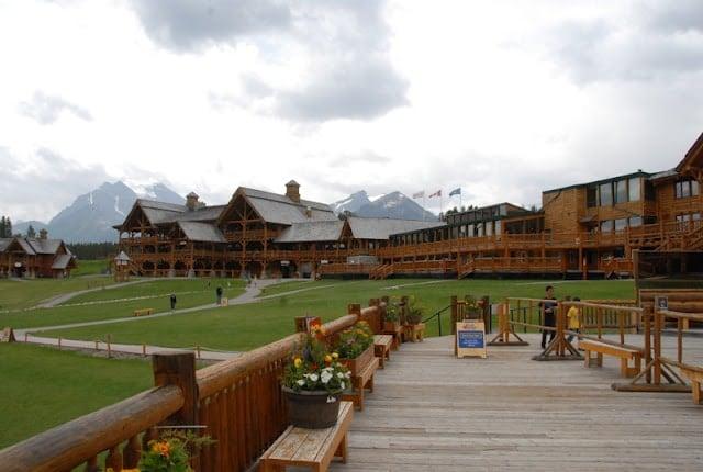 Nordic Center Lake Louise Ski Area summer