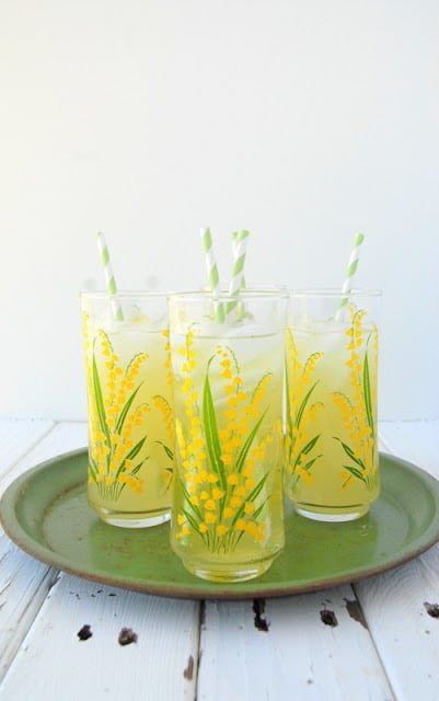 Lemonade Picnic Cocktail | BoulderLocavore.com