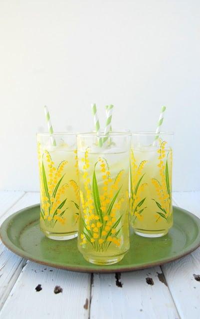 Lemonade Picnic Cocktail