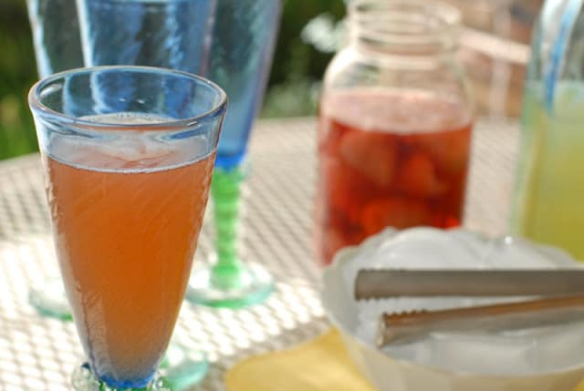 Homemade Strawberry Infused Vodka 3 Strawberry Vodka