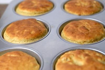 homemade gluten free buns