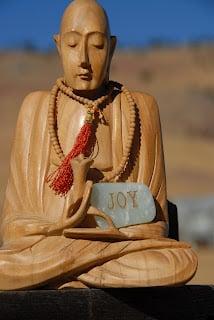 Handcarved Buddha BoulderLocavore.com