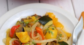 Early Fall Ratatouille | BoulderLocavore.com