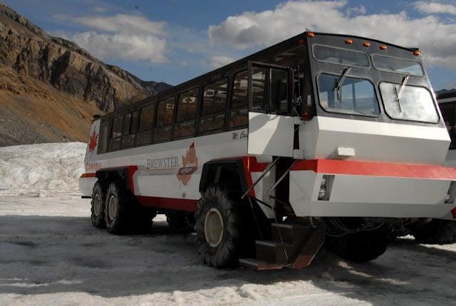 Canadian Rockies Glacier Rover | BoulderLocavore.com
