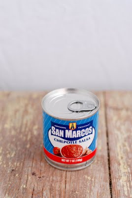 can of chipotle salsa