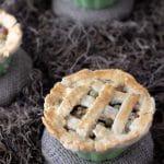 Tiny Gooseberry Pies