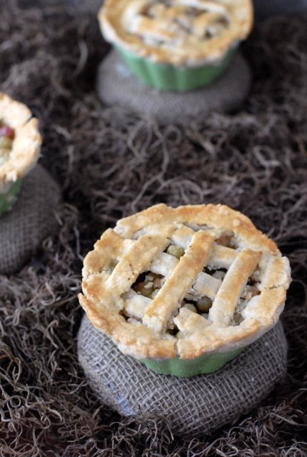 Tiny Gooseberry Pies BoulderLocavore.com