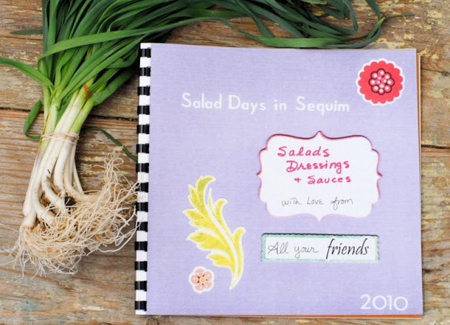 salad dressing book