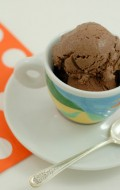 Chocolate Ice Cream, Philadelphia-Style