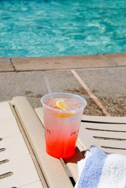 Waterside Splash cocktail | BoulderLocavore.com