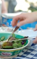 Urban Foraging: Salad | BoulderLocavore.com