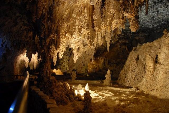 Touring Carlsbad Caverns