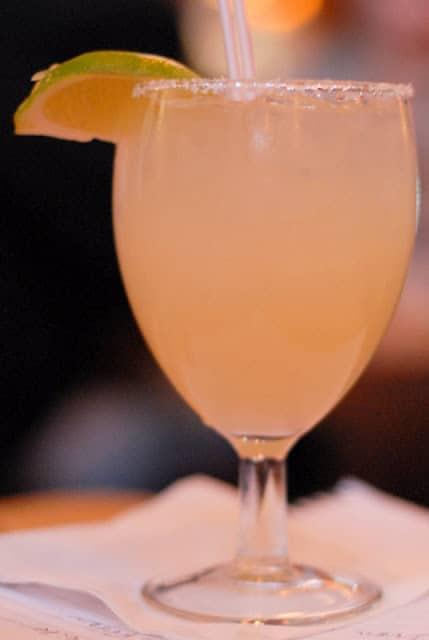cocktail in Santa Fe NM