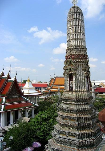 buildings in bangkok