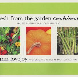 garden cookbook from ann Lovejoy