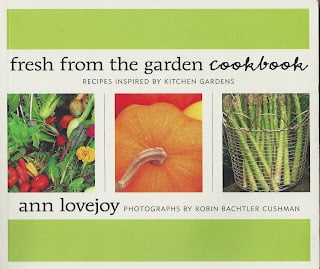 garden cookbook from ann Lovejoy