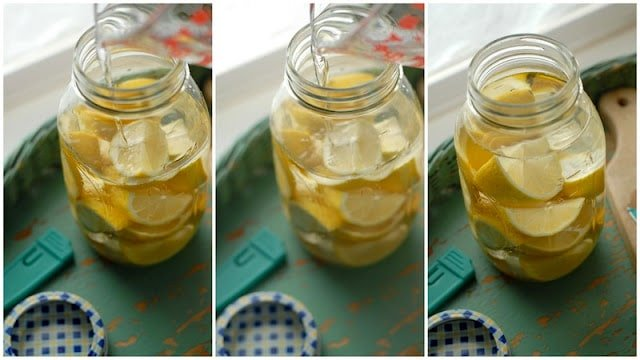 Homemade Lemon-Infused Vodka boulderlocavore.com