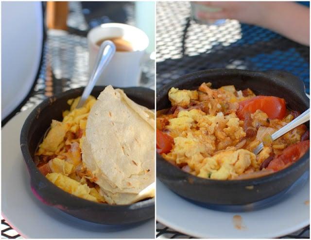 Tasoeno Breakfast in Taos NM BoulderLocavore.com