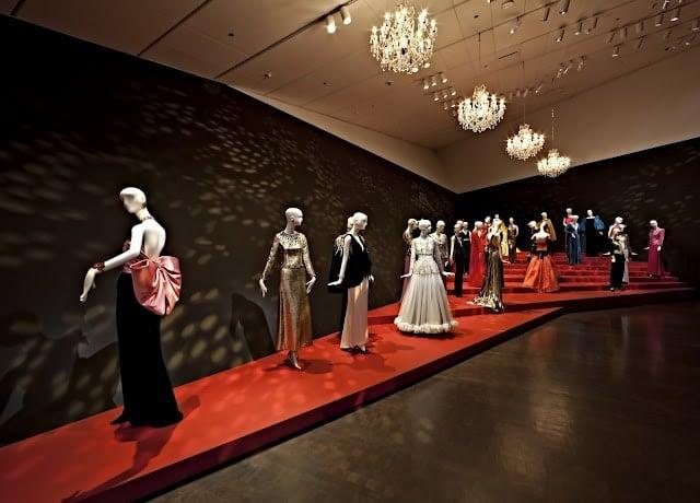 yves saint laurent the retrospective exhibit denver art museum