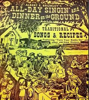 Vintage recipe swap cookbook cover