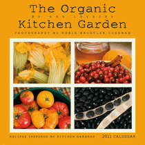 organic kitchen cookbook cover
