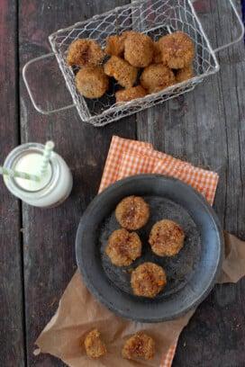 Fall Spice Muffins gluten-free