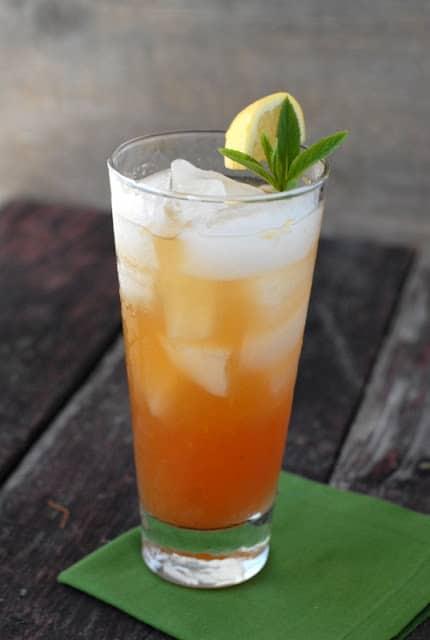 Peach Julep cocktail BoulderLocacore.com