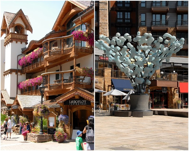 Vail Village art and architecture | BoulderLocavore.com