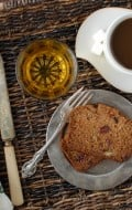 Pumpkin Roasted-Banana Quick Bread
