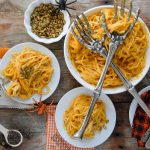 Pumpkin Chipotle Cream Pasta Sauce