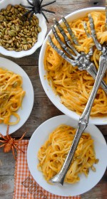 Boulderlocavore.com pumpkin chipotle cream pasta sauce 674 lr