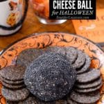 Mexican Cheese Ball Recipe – An Easy Halloween Appetizer
