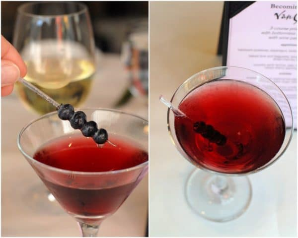 The Vincent cocktail