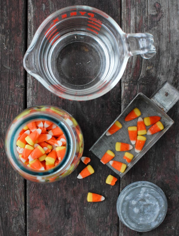 Make Your Own Candy Corn Vodka | BoulderLocavore.com