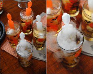 boulderlocavore.com spooky Halloween drinks collage