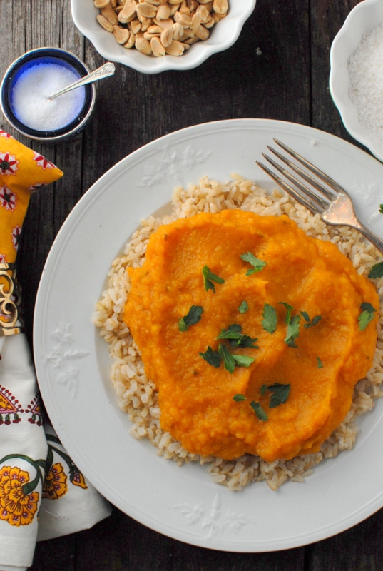 The Best Butternut Squash Curry