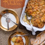 Green Chile Scalloped Potatoes: a Sassy Thanksgiving Side Dish!