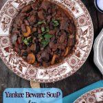 Yankee Beware Soup & World Diabetes Day