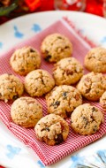 Christmas Joy Cookies {a vintage cookie remake}