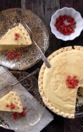 Eggnog Pie: The Holiday Party Pie!