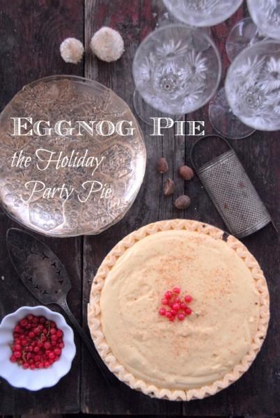 Eggnog Pie BoulderLocavore.com