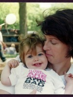 Million Mom March for Gun Control 2000: 'Flowers are Good; Guns are Bad'.  Mobilizaing for Common Sense Gun Control.