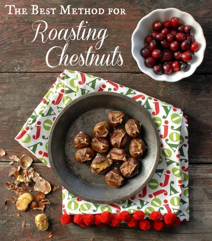 The Best Method for making Roasted Chestnuts
