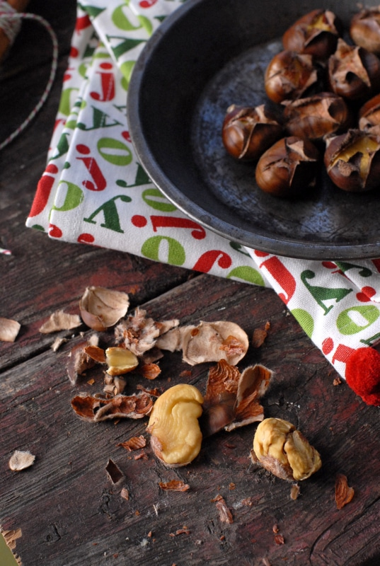 How to make Roasted Chestnuts | BoulderLocavore.com