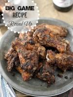 Wild Rice Sumac Cayenne Wings {gluten free} boulderlocavore.com