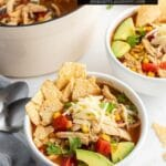 Chicken Tortilla Soup recipe – Easy Restaurant Soup at Home!