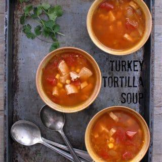 Turkey Tortilla Soup BoulderLocavore.com