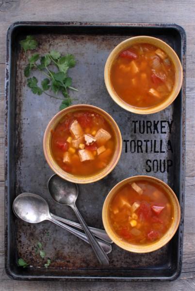 Turkey Tortilla Soup gluten free BoulderLocavore